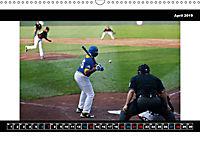 Kultsport Baseball (Wandkalender 2019 DIN A3 quer) - Produktdetailbild 4