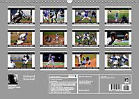 Kultsport Baseball (Wandkalender 2019 DIN A3 quer) - Produktdetailbild 13