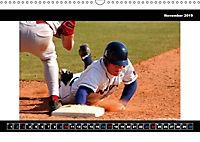 Kultsport Baseball (Wandkalender 2019 DIN A3 quer) - Produktdetailbild 11