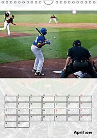 Kultsport Baseball (Wandkalender 2019 DIN A4 hoch) - Produktdetailbild 4