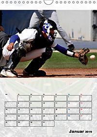 Kultsport Baseball (Wandkalender 2019 DIN A4 hoch) - Produktdetailbild 1