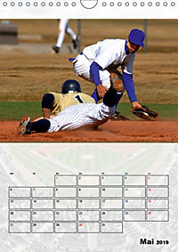 Kultsport Baseball (Wandkalender 2019 DIN A4 hoch) - Produktdetailbild 5