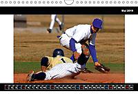 Kultsport Baseball (Wandkalender 2019 DIN A4 quer) - Produktdetailbild 5