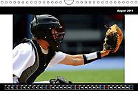 Kultsport Baseball (Wandkalender 2019 DIN A4 quer) - Produktdetailbild 8