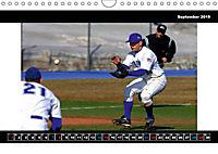 Kultsport Baseball (Wandkalender 2019 DIN A4 quer) - Produktdetailbild 9