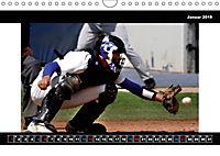 Kultsport Baseball (Wandkalender 2019 DIN A4 quer) - Produktdetailbild 1