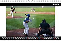 Kultsport Baseball (Wandkalender 2019 DIN A4 quer) - Produktdetailbild 4