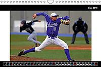 Kultsport Baseball (Wandkalender 2019 DIN A4 quer) - Produktdetailbild 3