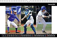 Kultsport Baseball (Wandkalender 2019 DIN A4 quer) - Produktdetailbild 2