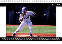 Kultsport Baseball (Wandkalender 2019 DIN A4 quer) - Produktdetailbild 10
