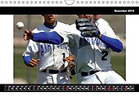 Kultsport Baseball (Wandkalender 2019 DIN A4 quer) - Produktdetailbild 12