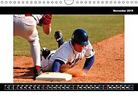 Kultsport Baseball (Wandkalender 2019 DIN A4 quer) - Produktdetailbild 11
