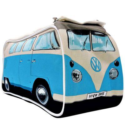 Kulturbeutel VW T1, blau