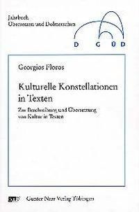 Kulturelle Konstellationen in Texten, Georgios Floros