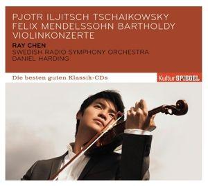 Kulturspiegel: Die Besten Guten-Violinkonzerte, Felix Mendelssohn Bartholdy, Peter I. Tschaikowski