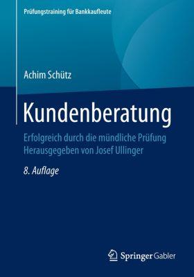 Kundenberatung, Achim Schütz
