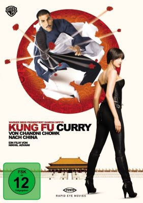 Kung Fu Curry - Von Chandni Chowk nach China, Rajat Arora, Bohemia, Kailash Kher, Shridhar Raghavan