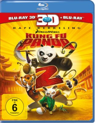 Kung Fu Panda 2 - 3D-Version, Jonathan Aibel, Glenn Berger