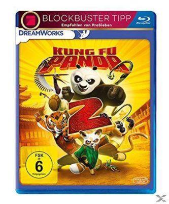 Kung Fu Panda 2 ProSieben Blockbuster Tipp, Jonathan Aibel, Glenn Berger