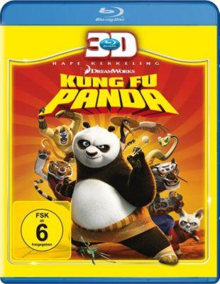 Kung Fu Panda - 3D-Version
