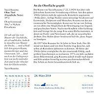 Kunst, Abreißkalender 2014 - Produktdetailbild 2