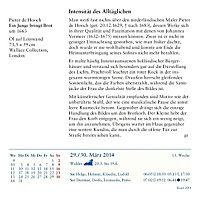 Kunst, Abreißkalender 2014 - Produktdetailbild 12