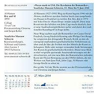 Kunst, Abreißkalender 2014 - Produktdetailbild 8
