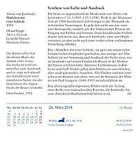 Kunst, Abreißkalender 2014 - Produktdetailbild 6