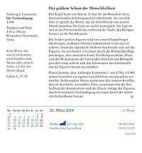 Kunst, Abreißkalender 2014 - Produktdetailbild 4