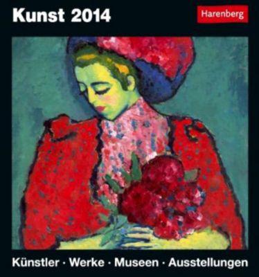 Kunst, Abreißkalender 2014