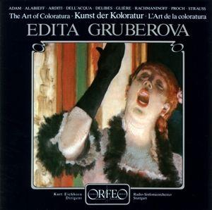 Kunst Der Koloratur:Il Bacio/Les Filles De Cadix/+, Gruberova, Eichhorn, Rsos
