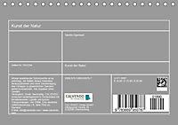 Kunst der Natur (Tischkalender 2019 DIN A5 quer) - Produktdetailbild 5