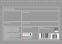 Kunst der Natur (Tischkalender 2019 DIN A5 quer) - Produktdetailbild 13