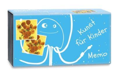 Kunst für Kinder / Art for Kids, Memo-Spiel