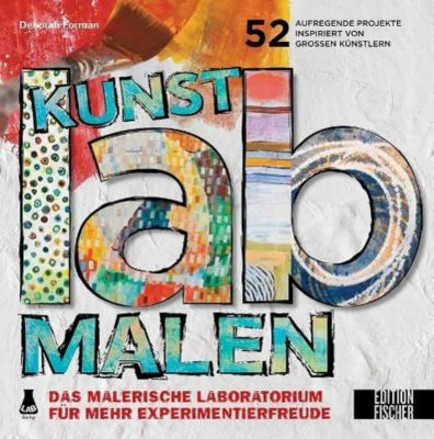 Kunst-Lab Malen - Deborah Forman  