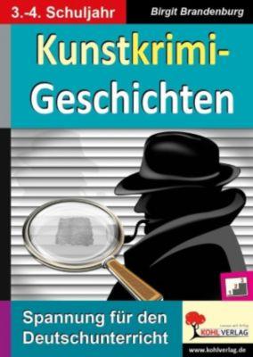 Kunstkrimi-Geschichten, Birgit Brandenburg