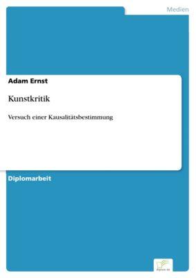 Kunstkritik, Adam Ernst