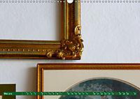 Kunstobjekt Bilderrahmen (Wandkalender 2019 DIN A3 quer) - Produktdetailbild 5