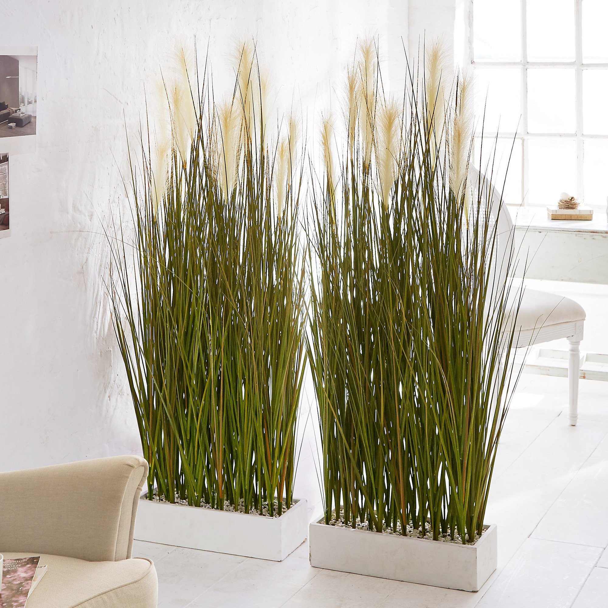 Kunstpflanze Raumtrenner Gras Jetzt Bei Weltbildde Bestellen