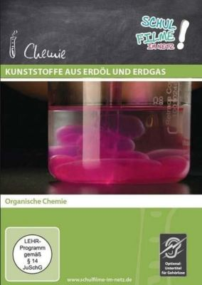 Kunststoffe aus Erdöl und Erdgas, 1 DVD
