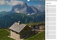 Kunstvolle Landschaften - Gemaltes Südtirol (Wandkalender 2019 DIN A3 quer) - Produktdetailbild 7