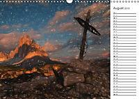Kunstvolle Landschaften - Gemaltes Südtirol (Wandkalender 2019 DIN A3 quer) - Produktdetailbild 8
