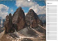 Kunstvolle Landschaften - Gemaltes Südtirol (Wandkalender 2019 DIN A3 quer) - Produktdetailbild 5