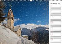 Kunstvolle Landschaften - Gemaltes Südtirol (Wandkalender 2019 DIN A3 quer) - Produktdetailbild 12