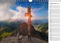 Kunstvolle Landschaften - Gemaltes Südtirol (Wandkalender 2019 DIN A4 quer) - Produktdetailbild 9