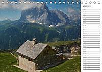 Kunstvolle Landschaften - Gemaltes Südtirol (Tischkalender 2019 DIN A5 quer) - Produktdetailbild 7