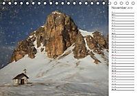 Kunstvolle Landschaften - Gemaltes Südtirol (Tischkalender 2019 DIN A5 quer) - Produktdetailbild 11