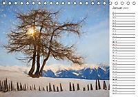 Kunstvolle Landschaften - Gemaltes Südtirol (Tischkalender 2019 DIN A5 quer) - Produktdetailbild 1