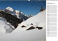 Kunstvolle Landschaften - Gemaltes Südtirol (Wandkalender 2019 DIN A2 quer) - Produktdetailbild 2