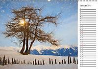 Kunstvolle Landschaften - Gemaltes Südtirol (Wandkalender 2019 DIN A2 quer) - Produktdetailbild 1